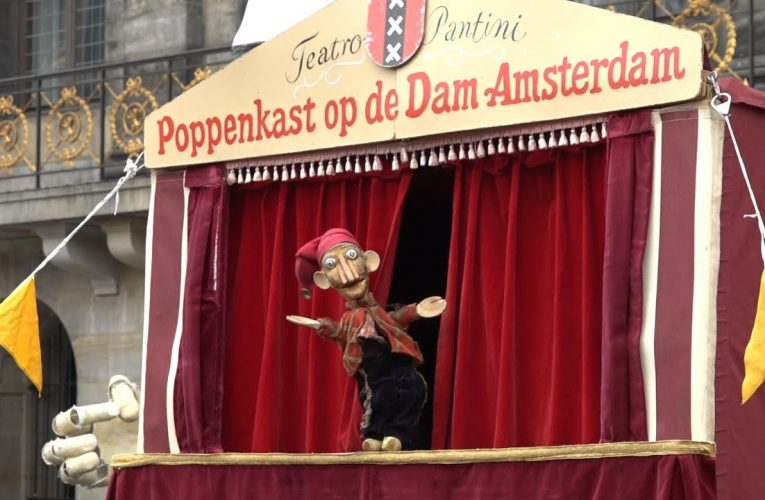 Amsterdam இல் Poppenkast செப்டம்பர் ஒன்று வரை தடை செய்யப்பட்டுள்ளது