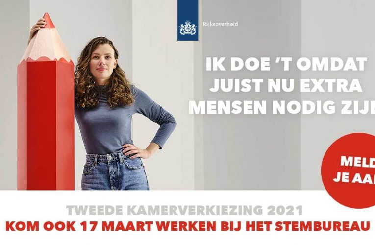 Zuid Limburgக்கில் தேர்தல் தன்னார்வல தொண்டர்கள்   பற்றாக்குறை…